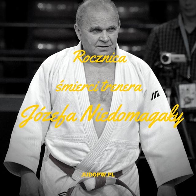 Rocznica śmierci Trenera Józefa Niedomagały