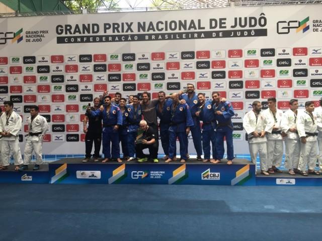 Grand Prix Nacional de Judô Masculino
