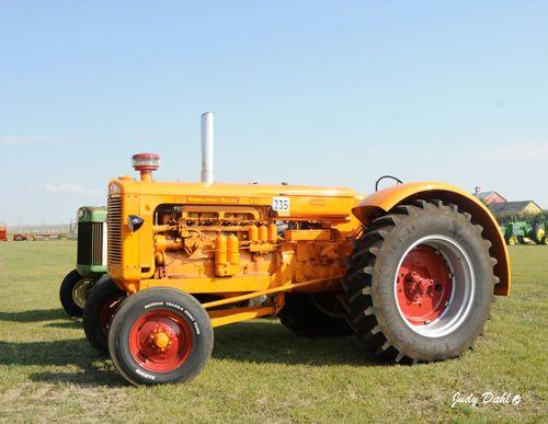 Minneapolis-Moline Tractor
