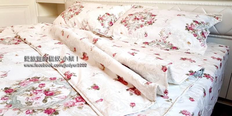 純棉床包組\防蹣抗菌、吸濕排汗兩用被床包組,擁有多項檢驗認證,專櫃正品!