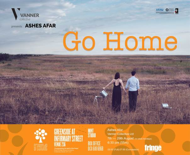Ashess Afar - Go Home