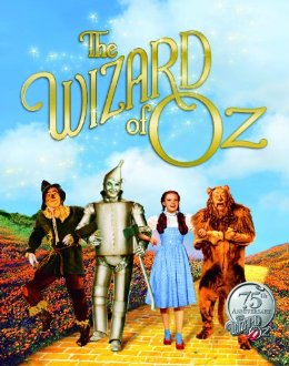 The Wizard of Oz photo book