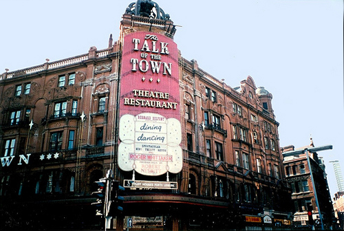 The Talk of the Town, London, England