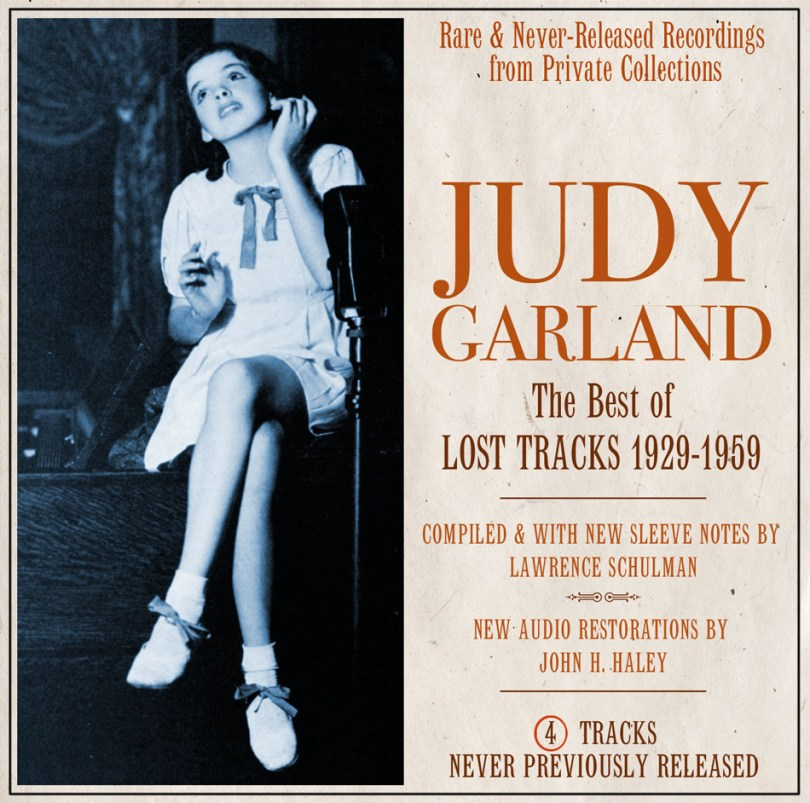 Judy Garland - The Best of Lost Tracks 1929-1959