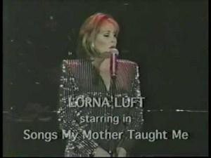 Lorna Songs My Mother Taught Me