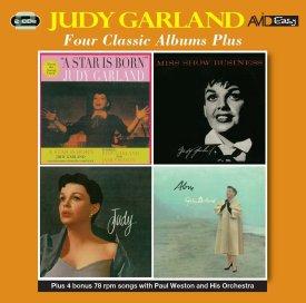 Judy Garland Four Classic Albums Plus