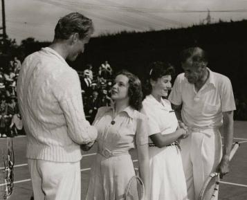 April-21,-1940-Tennis-w-Tilden