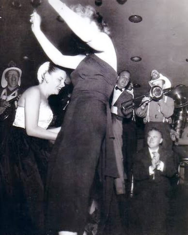 MOCAMBO w LUCY April 24, 1950 c