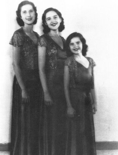 The Gumm Sisters, 1932