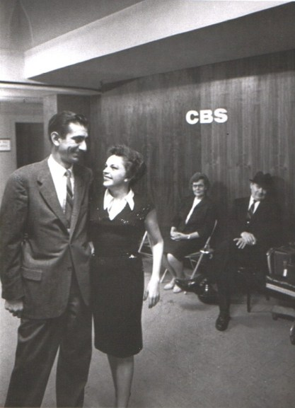 May 10, 1963 technical director John Pumo CBS headquarters in NYC annual affiliates meeting held at Waldorf-Astoria