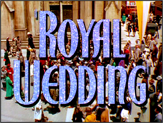 royal Wedding Title