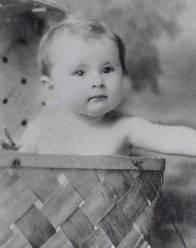 Baby Frances Gumm (Judy Garland)