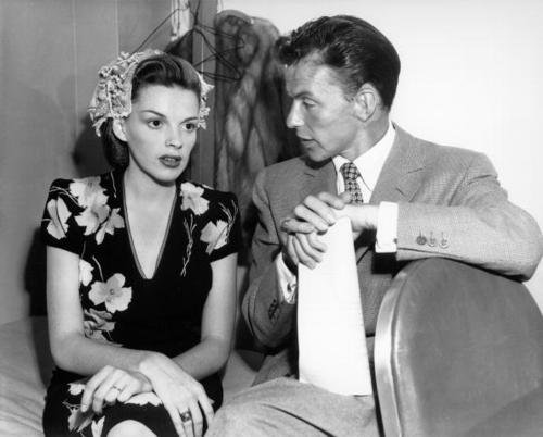 "Judy Garland and Frank Sinatra ""Command Performance"""