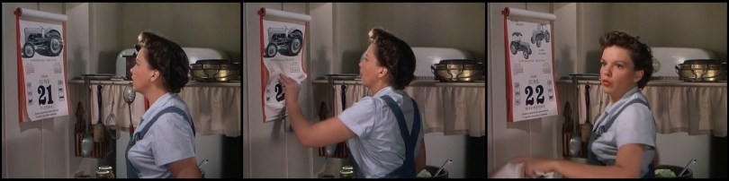 "June 22, 1949 - Judy Garland in ""Summer Stock"""