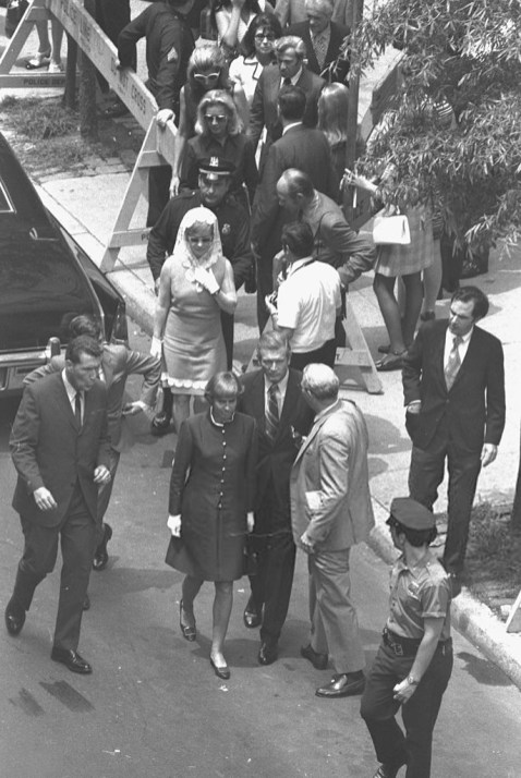 June 27, 1969 Mayer and wife