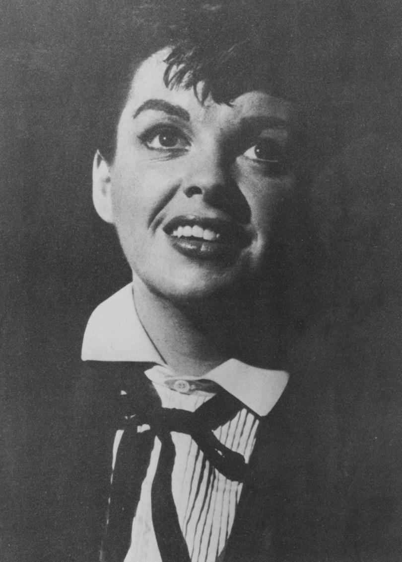"Judy Garland - ""Born in a Trunk"" - A Star Is Born"