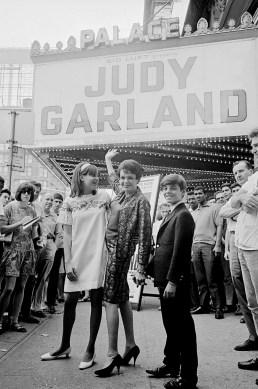 Judy Garland at The Palace