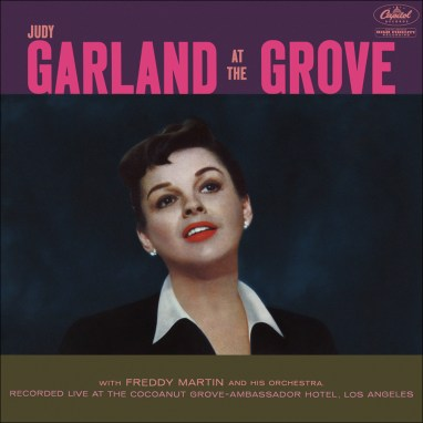 Garland at the Grove original LP