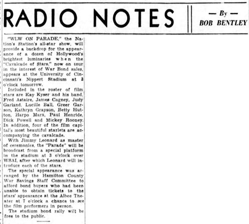 September-14,-1943-BOND-TOUR-Cincinnati-Enquirer