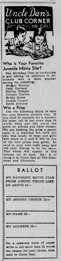 September-18,-1940-UNCLE-DAN'S-CORNER-Democrat_and_Chronicle-(Rochester-NY)