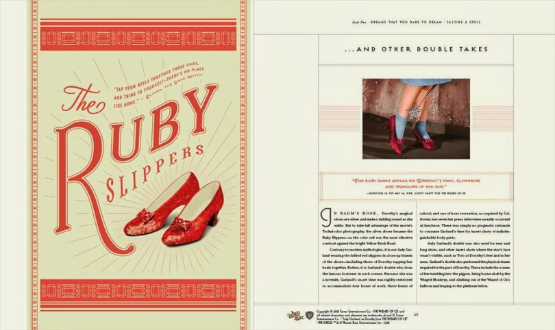 75th book ruby slippers