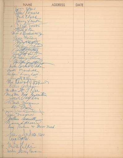 October-4,-1953-Johnny-Ray-wedding-registry-Judy-signed-1