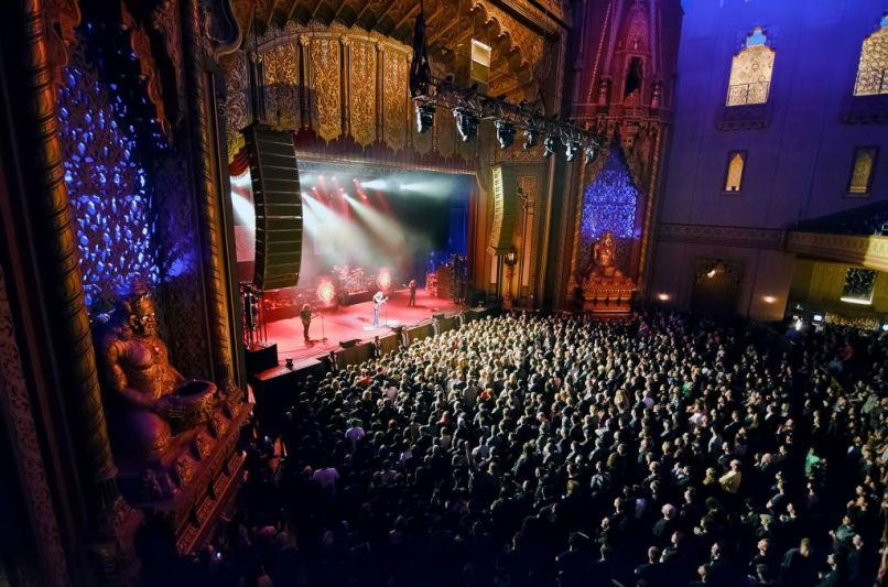 Fox Theater in Oakland 4