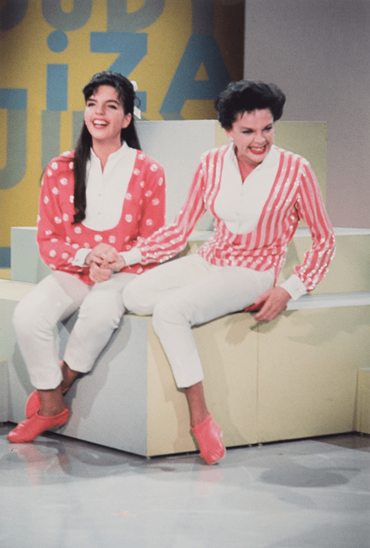 Judy-Garland-and-Liza-Minnelli