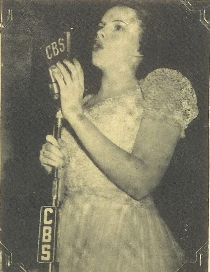 December 16, 1938 Judy Garland 1939 (Arrow Head Springs Hotel) Comes Love
