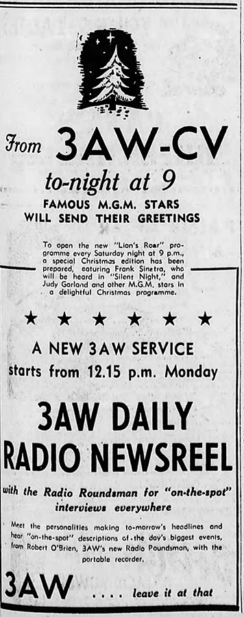 December-21,-1946-RADIO-LIONS-ROAR-The_Age-(Melbourne,-Australia)