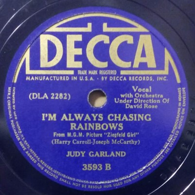I'm Always Chasing Rainbows - Rick Smith