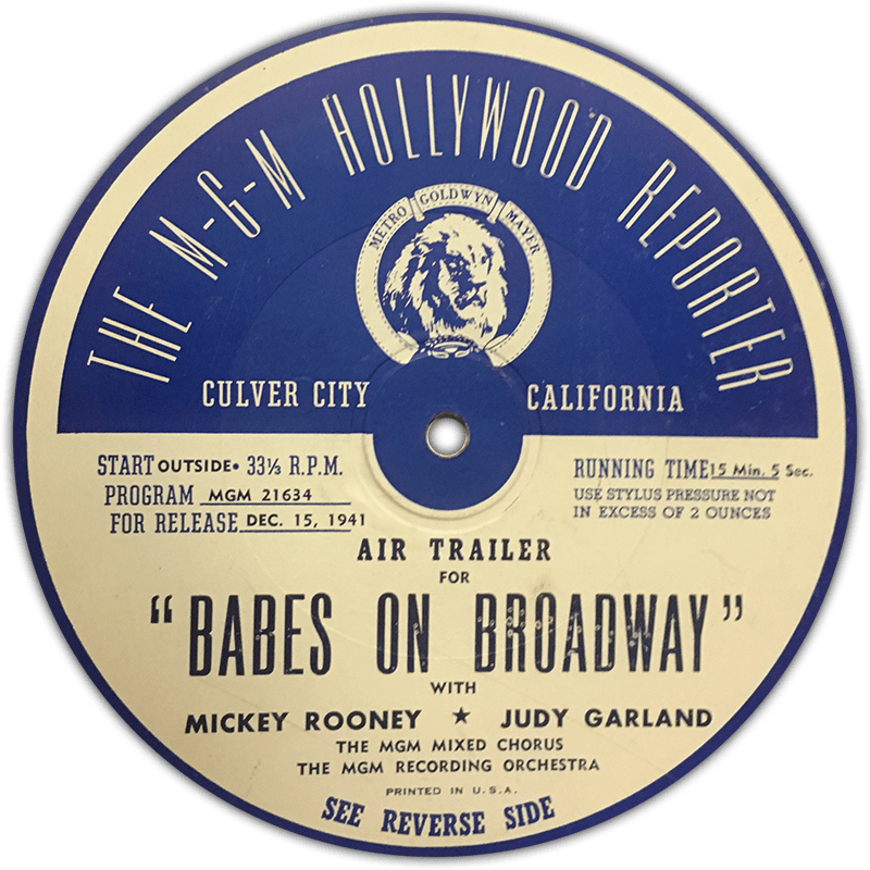 December-15,-1941-Babes-on-Broadway-Air-Trailer
