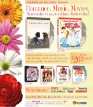 April 4, 2004 DVD email ad