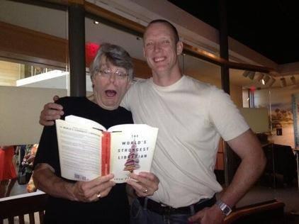 Stephen King and Josh