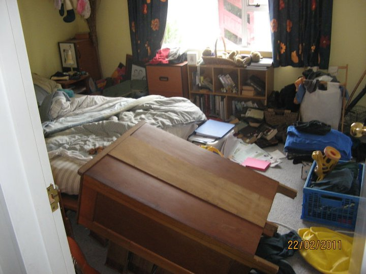 Wonderful A New Excuse For Messy Bedrooms U2014 Remembering February 22, 2011