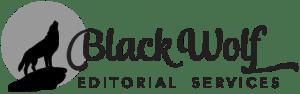 Black Wolf Editorial Services Logo