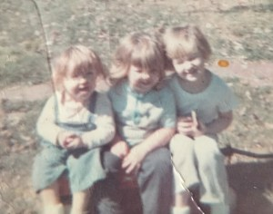 My sisters and I before our parents died.