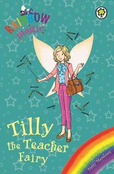Rainbow Magic School Days Fairies Daisy Meadows Books 148 151 Tilly The Teacher 5 New Sc