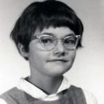 Judy at 8