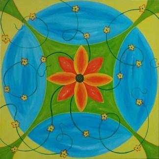 Mandala No.6: Exuberant
