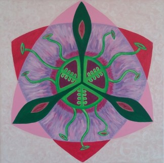 Mandala No.5: Growing