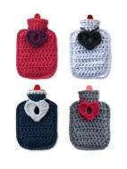 Winter-warmer Hotties @ R120.00 Small: 20cm x 28cm or Large: 23cm x 36cm