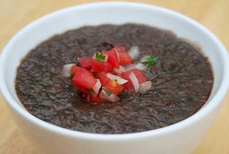 black bean blast