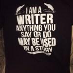writer tee