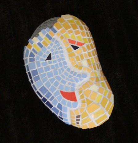 Pebble Pete. Glazed ceramic wall tiles