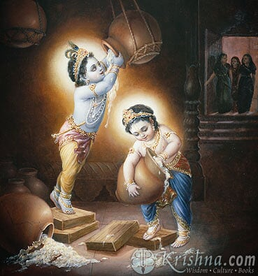 Happy Sri Krishna Janmashtami to all‏....... (2/6)