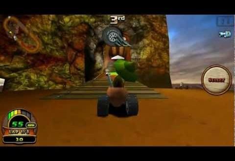 Tiki Kart 3D: El Mario Kart para Android