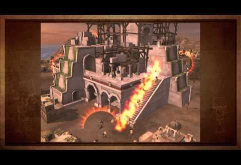 Babel Rising 3D: Destruye tantos herejes como puedas!