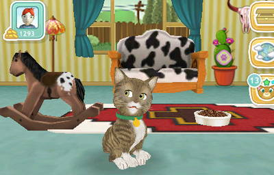 Tener una mascota virtual