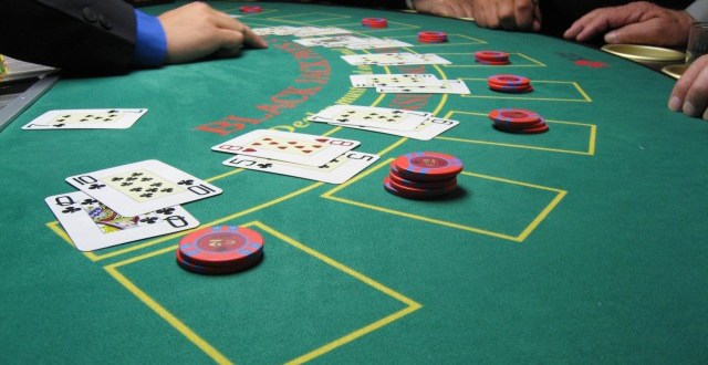 John Ferguson, jugador de blackjack
